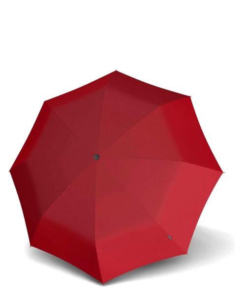 מטריות קנירפס מטרייה בינונית פתיחה וסגירה אוטומטית אדום.