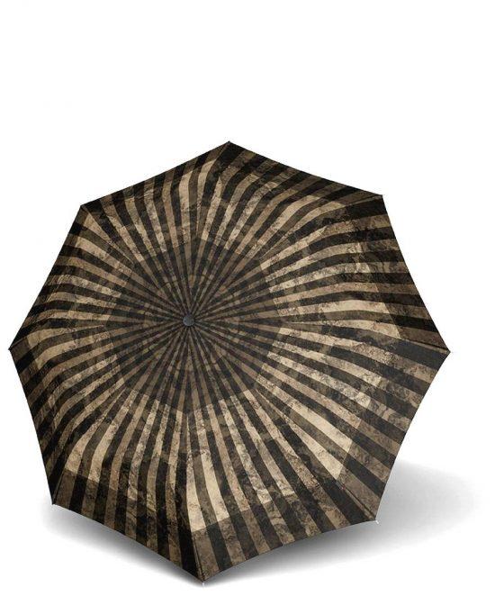 מטריות קנירפס מטרייה בינונית פתיחה וסגירה אוטומטית אזמרגד טרפל.