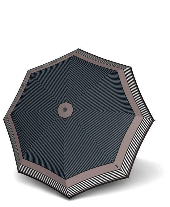 מטריות קנירפס מטרייה בינונית פתיחה וסגירה אוטומטית מדיה טרפל.