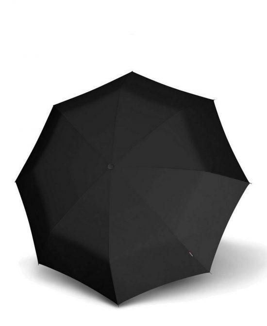 מטריות קנירפס מטרייה XL פתיחה סגירה אוטו' שחור.