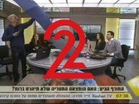 דרור זהבי בעלים של נאפה בתוכנית הבוקר ערוץ 2 העולם הבוקר
