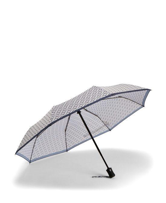 מטרייה קיפלינג בינונית פתיחה סגירה אוטומטית הדפס לילה