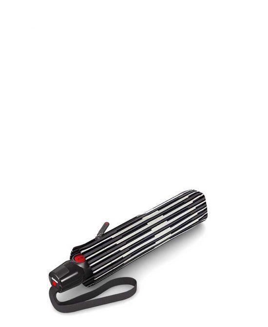 מטריית קנירפס בינונית M אוטומטית מרליין שחור