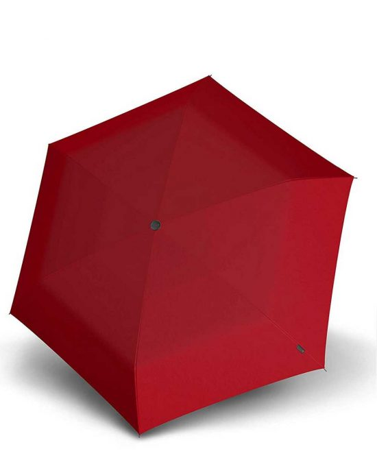 מטריית קנירפס בינונית M דקה אוטו אדום