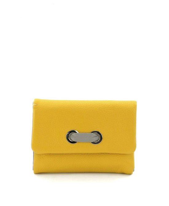 ארנק איוונקה קטן צהוב