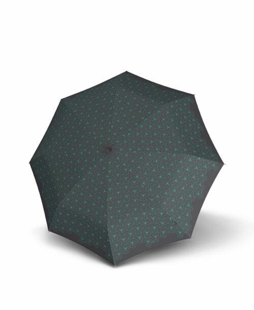 מטרייה קטנה קנירפס קומפקטית קפסולה לוטוס פלדה