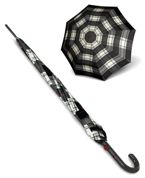 מטריות קנירפס מטרייה לנשים גדולה עמידה ברוחות חזקות סקוטי
