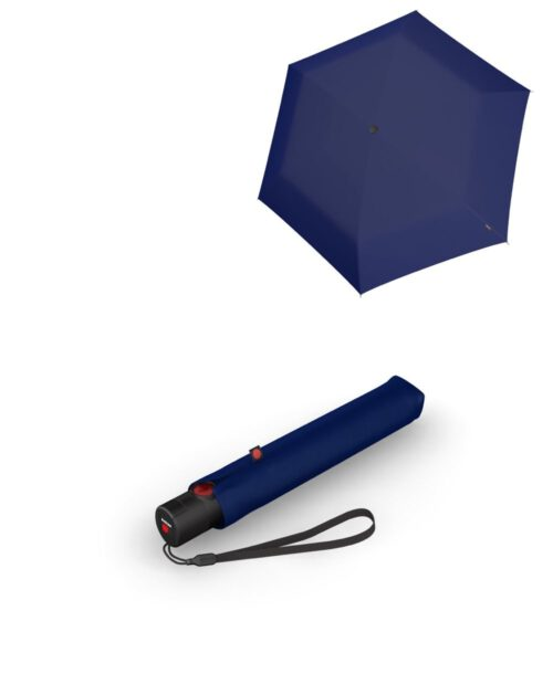 מטריה קנירפס סופר קלה איכותית בינונית אוטומטית נייבי