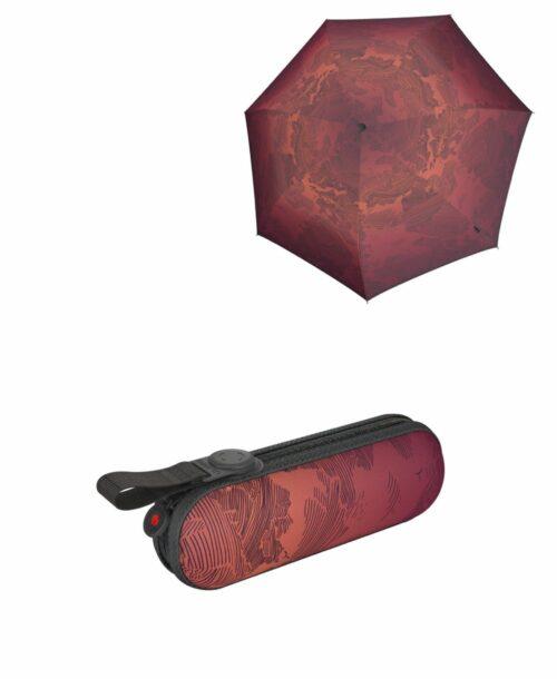 מטרייה קומפקטית איכותית קנירפס קפסולה קסם אש
