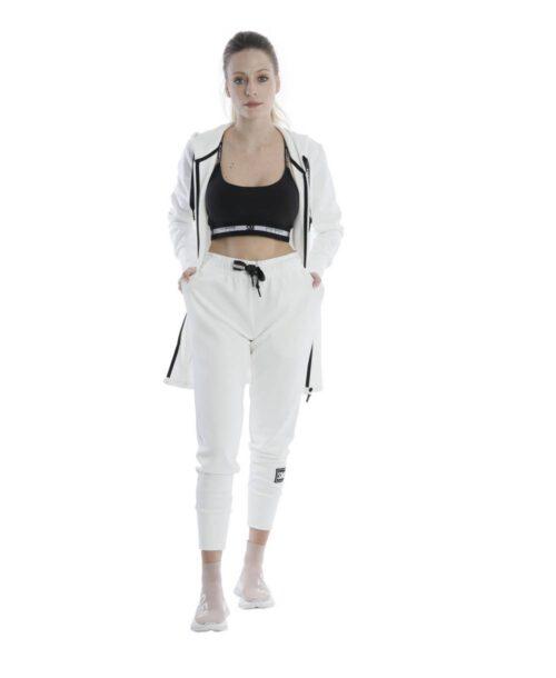 חליפה סטיב מאדן כיס לבן