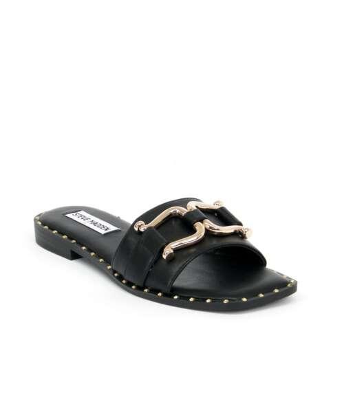 סטיב מאדן כפכף תלתן שחור, סטיב מאדן נעליים.