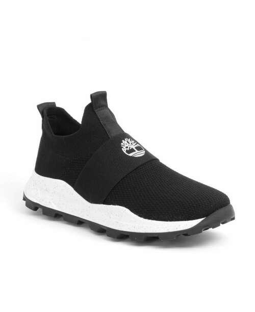 סניקרס טימברלנד ברוקלין שחור, נעלי סניקרס לגברים TIMBERLAND