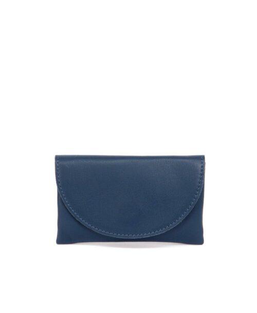 ארנק קטן לנשים נטע שדה מיקרו כחול
